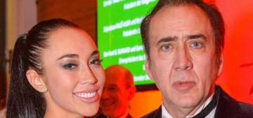 Nicolas Cage & Erika Koike were drunk as skunks when they eloped in Vegas