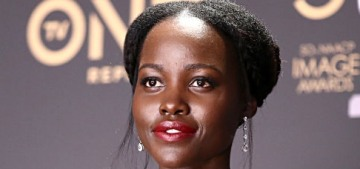 Lupita Nyong'o in Giambattista Valli at the NAACP Image Awards: stunning or meh?