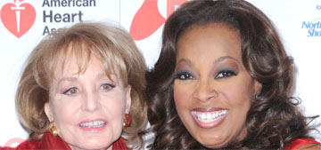 Joy Behar & Barbara Walters leaked details of Star Jones' bypass surgery to press