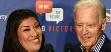 Democrat Lucy Flores accuses Joe Biden of being inappropriate with her in 2014