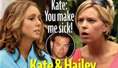 Hailey Glassman vs. Kate Gosselin on this week's tabloids