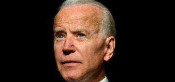 Joe Biden accused of inappropriate behavior towards a second woman in 2009