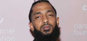 Police are searching for the man who killed Nipsey Hussle outside of his LA store