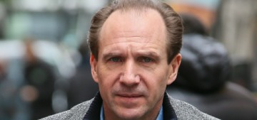 Ralph Fiennes doesn't think he could ever be sympathetic to Republican politics
