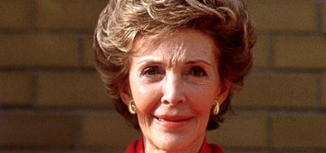 Nancy Reagan & Barbara Bush absolutely despised each other for years