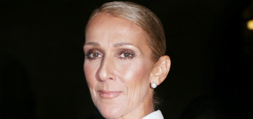 Celine Dion: 'Feeling beautiful makes you feel strong. Feeling strong makes you succeed'