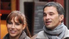 Adrien Brody's ex Elsa Pataky still loved up with Olivier Martinez
