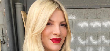 Tori Spelling has a warrant out for her arrest after failing to appear in court again