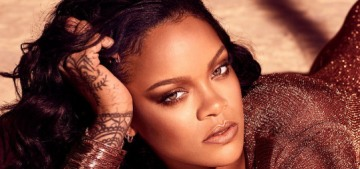 Rihanna's Fenty Beauty pulled their products because of an offensive name