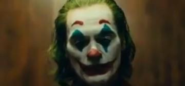 Joaquin Phoenix's 'Joker' – the Joker origin film – debuts the first creepy trailer