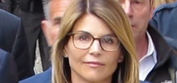 Lori Loughlin & Felicity Huffman went to court, but any plea deal will involve jail time