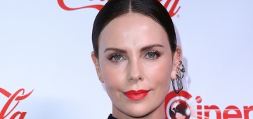 Charlize Theron: 'I've been single for 10 years… I'm shockingly available'