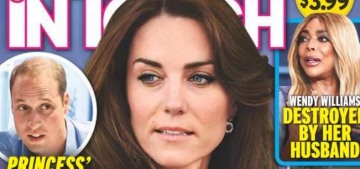 Duchess Kate's 'jealousy' over William & Rose Hanbury's flirtation covers In Touch