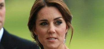 Grazia: Duchess Kate is 'unsettled, upset' about all of the Rose Hanbury rumors