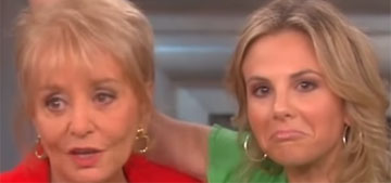Elisabeth Hasselbeck tried to quit The View in 2006 after Barbara Walters shut her down