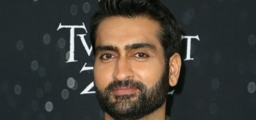 Kumail Nanjiani is in talks to possibly join Angelina Jolie in Marvel's 'The Eternals'
