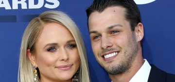 Miranda Lambert walked her first red carpet with husband Brendan McLoughlin