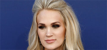 Carrie Underwood: 'My body is completely different than it was a few months ago'
