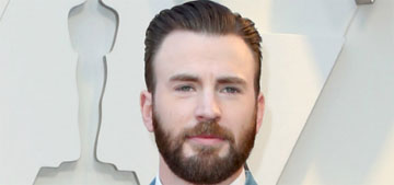 Chris Evans is launching a political website to show 'both sides'
