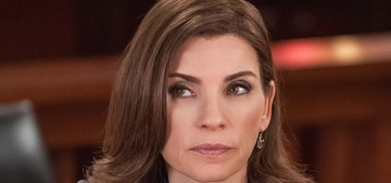 Julianna Margulies on not guesting on 'The Good Fight': 'CBS wouldn't pay me'