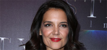 Katie Holmes says working on 'The Boy 2′ ruined dolls for her