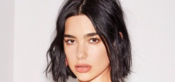 Dua Lipa: 'You forget that empowerment was always a big part of music'