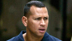 Kate Hudson's friend crashes A-Rod's car, tries to hide it from him, A-Rod mad