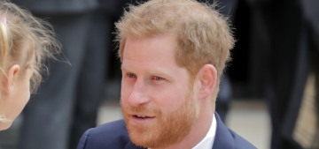 Prince Harry & Oprah have co-executive produced a series on mental health