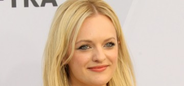 Elisabeth Moss on being a Scientologist: 'It's a complicated thing…'