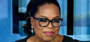 Oprah on the smearing of Duchess Meghan: 'I think she's being portrayed unfairly'