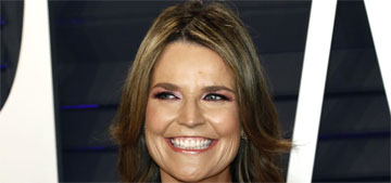 Savannah Guthrie: 'I've never once felt good about how I looked on the outside'