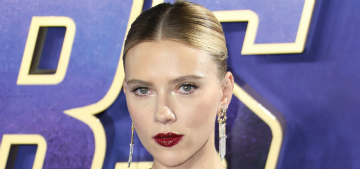 Scarlett Johansson speaks out after paparazzi harassment