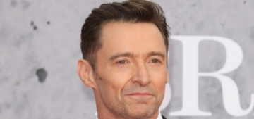 Hugh Jackman talks having to adjust to his children as they became teenagers