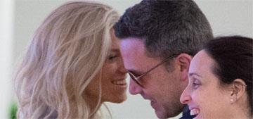 Ben Affleck and Lindsay Shookus split again, after Jen & Ben took a family trip