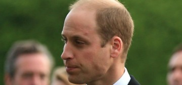 The French press is openly writing about the Prince William-Rose Hanbury story