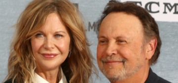 Meg Ryan & Billy Crystal reunited for the 30th anniversary of 'When Harry Met Sally'
