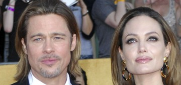 Angelina Jolie & Brad Pitt are officially divorced, still have to work out the settlement