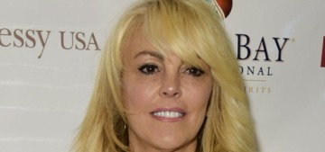 Dina Lohan's online boyfriend – whom she's never met in person – dumped her
