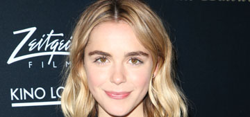 Kiernan Shipka: We have practicing Wiccans writing for Chilling Adventures of Sabrina