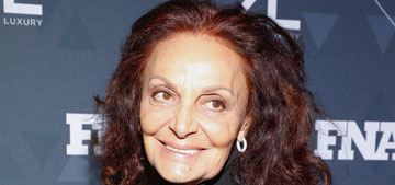 Diane Von Furstenberg: 'The most important relationship in life is with yourself'