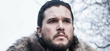 Kit Harington on Jon's claim to the Iron Throne: 'He doesn't f–king want it'