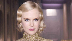 Nicole Kidman Farm Wife, Lenny Kravitz Keeps Quiet On Engagement