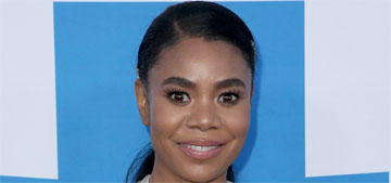 Regina Hall has a masters in journalism and was a professor before acting