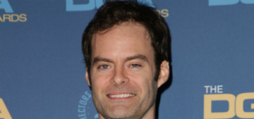 Bill Hader got trolled by a ghost cat in his hotel room