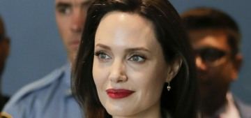 Angelina Jolie officially drops 'Pitt' from her legal name, the divorce is speeding up