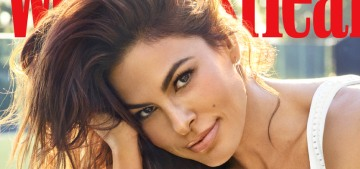 Eva Mendes: 'I feel more ambitious in the home right now than I do in the workplace'
