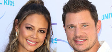 Vanessa Lachey on parenting: 'We are all constantly struggling daily'