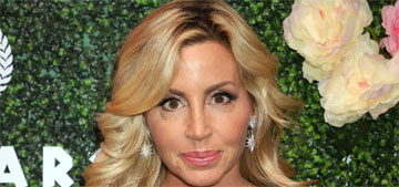 Camille Grammer's garbage take on Dr. Ford's testimony: 'It's a he said, she said'