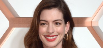 Anne Hathaway on why she stopped boozing: 'My last hangover lasted for five days'