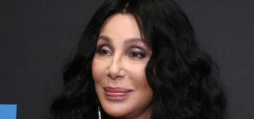 """Cher called Donald Trump an 'ignorant thug with a lizard brain'"" links"
